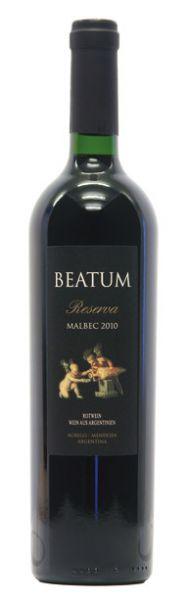 Dolium Beatum Malbec Reserva 2010