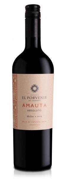 El Porvenir Amauta Absoluto Malbec - jetzt reservieren! (siehe unten)