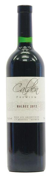 Caldén Premium Malbec 2018