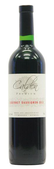 Caldén Premium Cabernet Sauvignon 2012