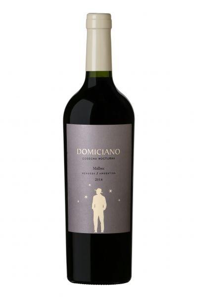Domiciano Malbec 2016 Nachtlese