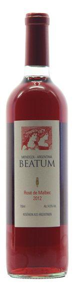 Dolium Beatum Malbec Rosé 2015